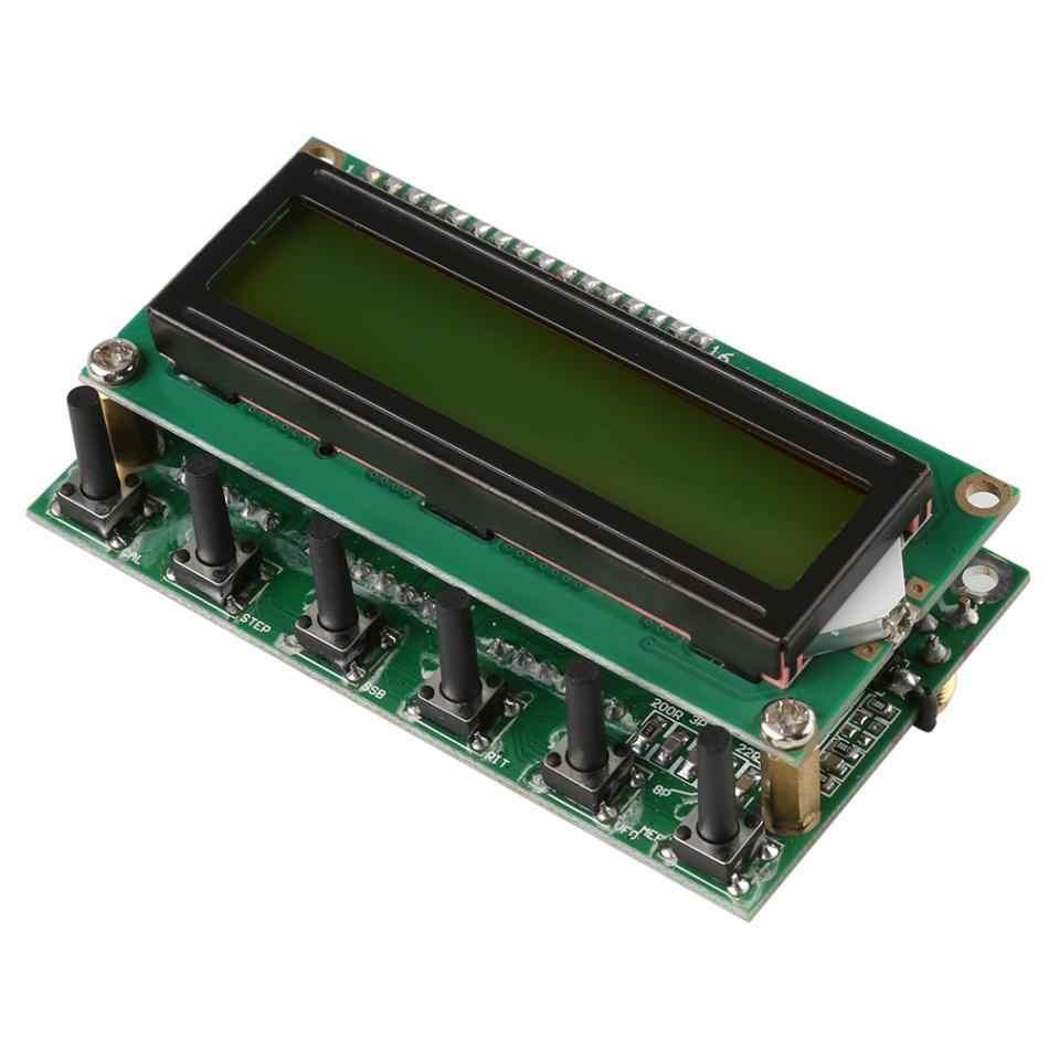 DDS 信号発生器 AD9850 6 バンド 0 〜 55 mhz デジタル短波ラジオ機能信号発生器 DIY キット新到着