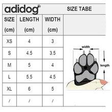 Winter Dog Shoes Anti-Slip Small Medium Breed Warm Waterproof