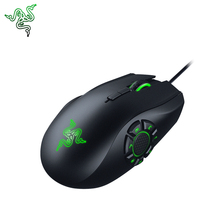 Razer NAGA HEX V2 MOBA 16000dpi Wired Mouse Professional Gaming Mouse 7 Bottons for Gamer USB Game Mice Official Genuine