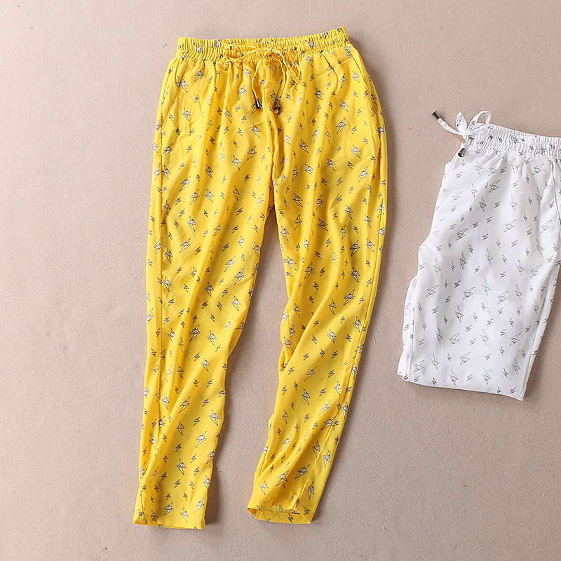 T-inside29 2018 Summer Trousers For Women Elmer Mr Wonderful Shose Women Joggers Women Fake Designer Clothes Pants Female