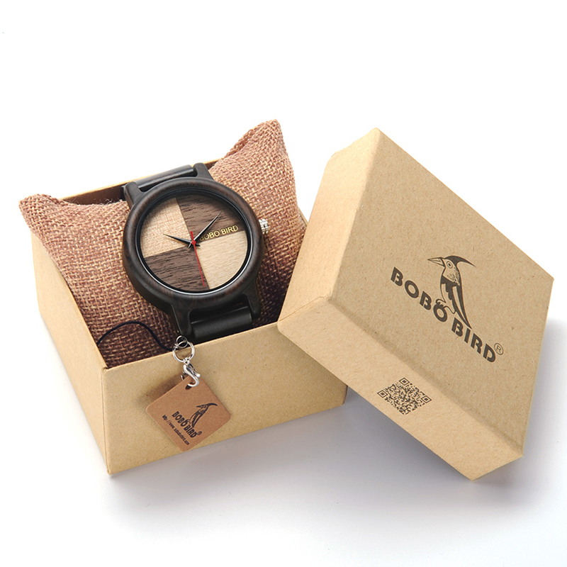 BOBO BIRD N07 Χειροποίητο μοναδικό ξύλινο - Ανδρικά ρολόγια - Φωτογραφία 6
