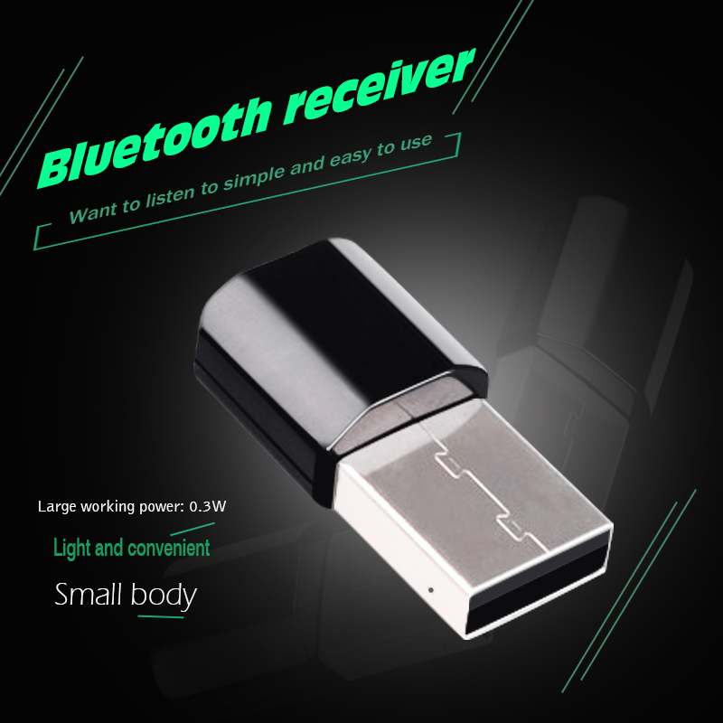 Wireless USB AUX Bluetooth Car Bluetooth Mini Bluetooth Receiver Adapter Music Speakers Audio august mr230 aptx low latency wireless bluetooth 4 2 audio receiver 3 5mm aux bluetooth audio receiver adapter for car speakers
