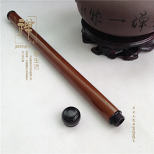 Selected Old Red Bar With Ebony Long Screw Joss Stick Cylinder Chen Xiang Drum Lie Ointment