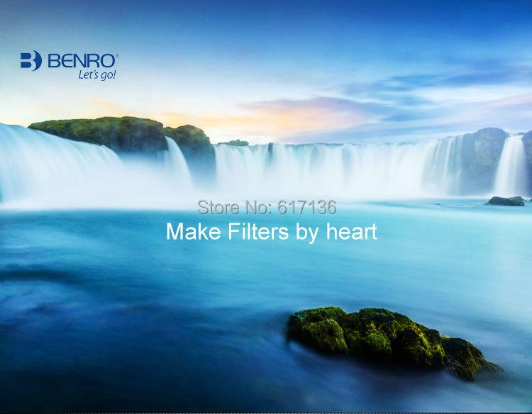 BENRO 170mm Filter 01
