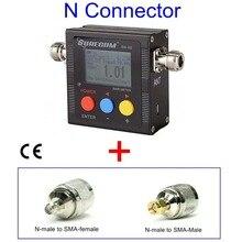 409shop product SURECOM SW-102-UV Digital VHF/UHF Power & SWR Meter & Frequency counter FREE ADAPTOR FOR TK100 TK200 RADIO