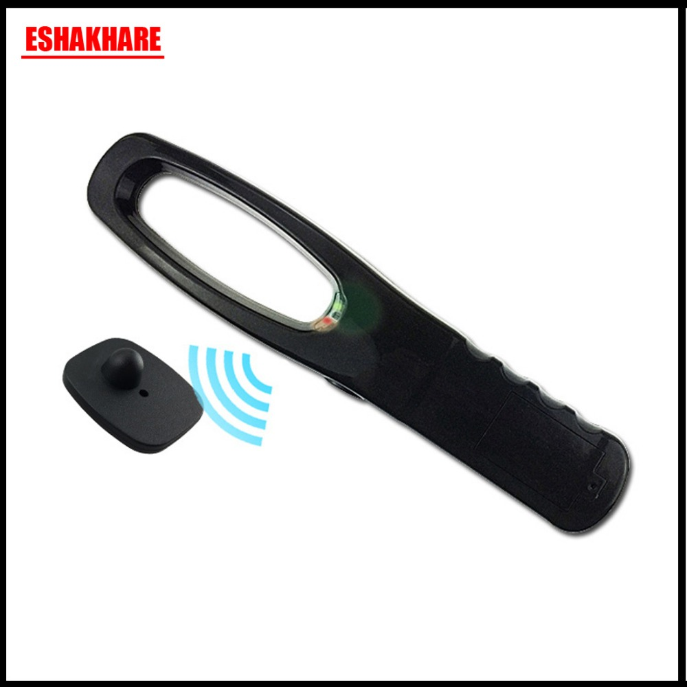 mini eas system RF8.2Mhz security tag detector with sound and light alarm supermarket loss prevention systems cascade and secondary coolant supermarket refrigeration systems