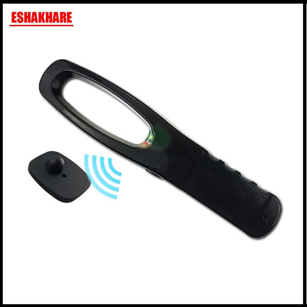 mini eas system RF8 2Mhz security tag detector with sound and light alarm  supermarket loss prevention systems
