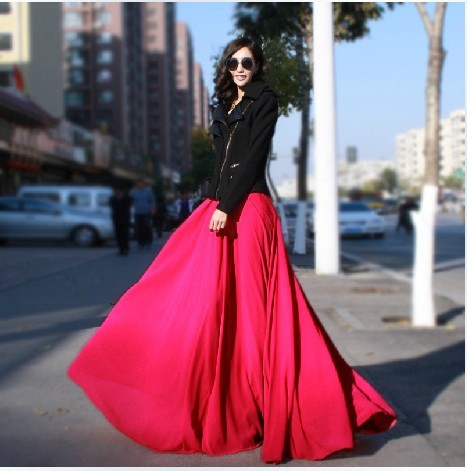 Aliexpress.com : Buy 2016 Fashion irregular denim skirt women's ...