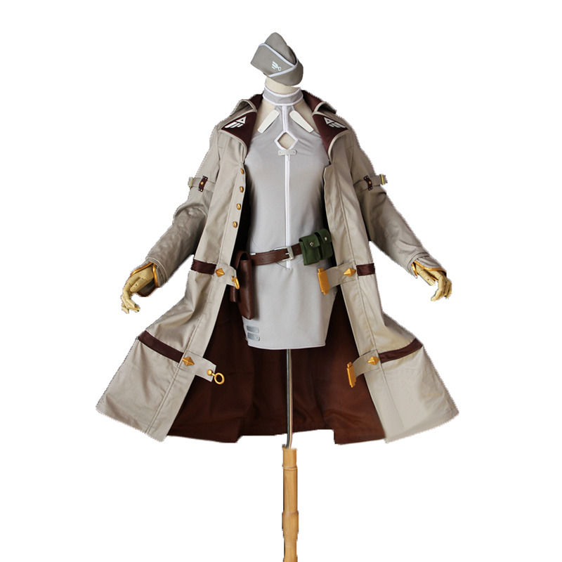 Hot Game Girls Frontline M1919A4 Cosplay Costume Battle Unifrom Full Set For Christmas