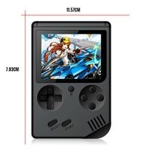 Built-In 168 Games Mini Handheld Game Players