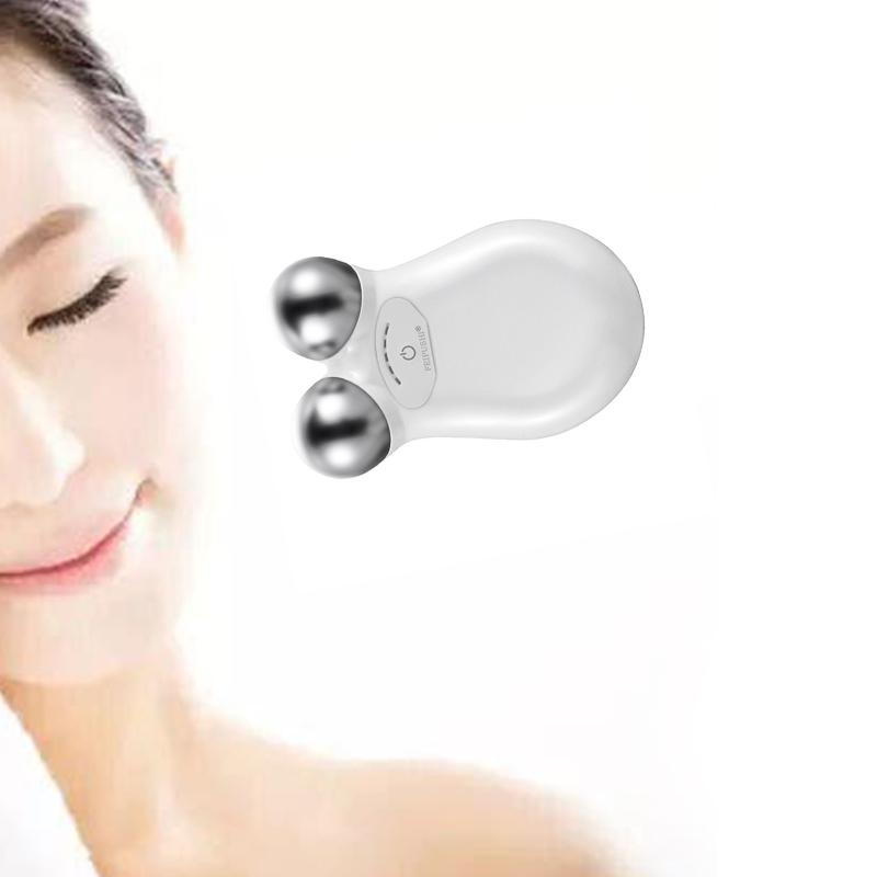 Mini Microcurrent Face Lift Machine Skin Tightening Rejuvenation Spa Face Wrinkle Remover Pore Cleaner Skin Care Tools Massager цена