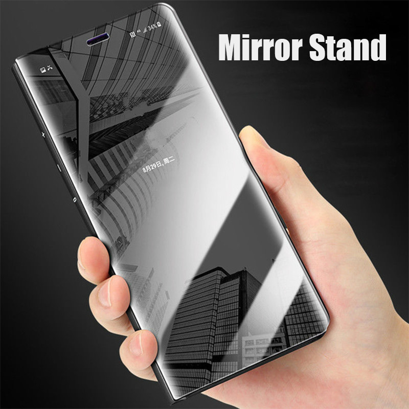Mirror Flip Case For Samsung galaxy A9 2018 Case Luxury Plating Flip Stand Back Phone Cover for Samsung A9 2018 A920 ShockproofMirror Flip Case For Samsung galaxy A9 2018 Case Luxury Plating Flip Stand Back Phone Cover for Samsung A9 2018 A920 Shockproof