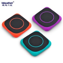 Idealista Ultrafino Mini 4 GB MP3 del Clip Reproductor de Música MP3 Del Deporte Diseño Digital LED de Luz de Flash Player Mini Clip MP3 Music jugador