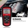 OBD2 Escáner Lector de Código de Motor de Diagnóstico Del Coche Herramienta de Restablecimiento KONNWEI KW808