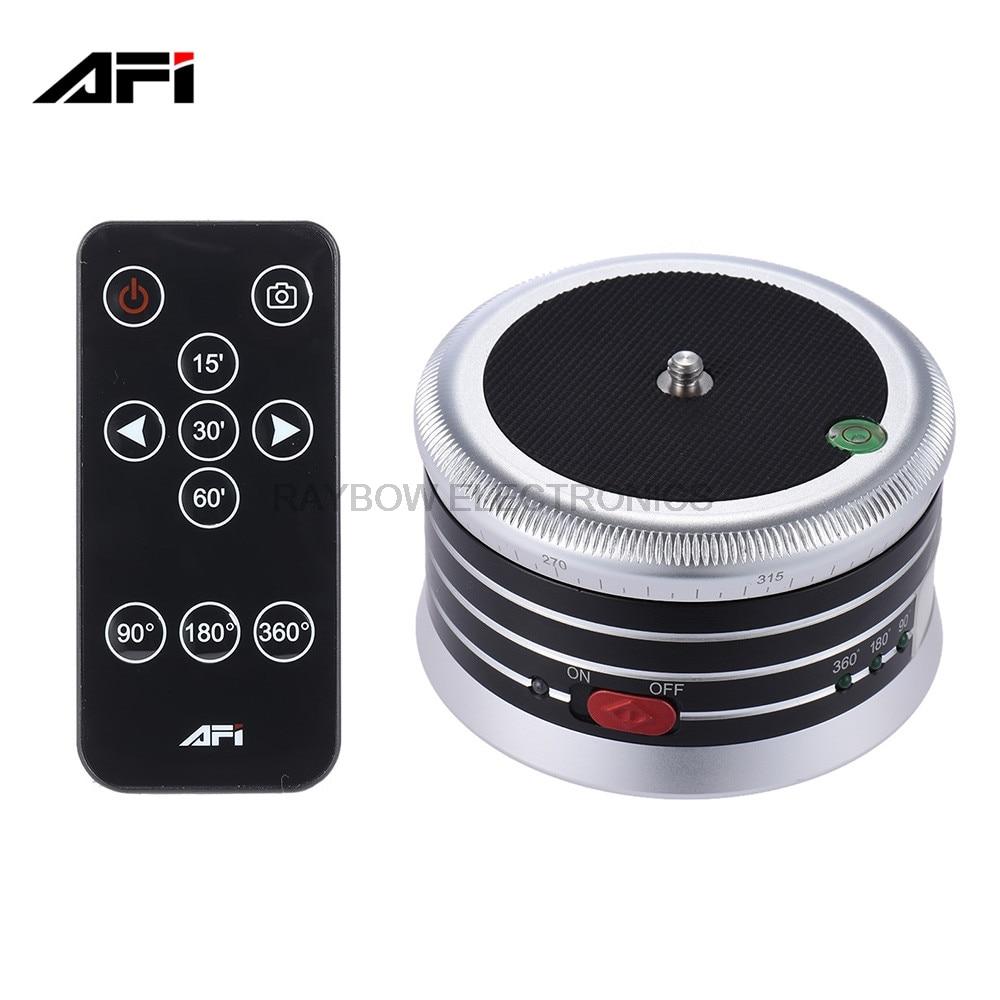 AFI MRA01 Panorama Head Metal Electric tripod head ball mini mobile phone holder for iphone GoPro