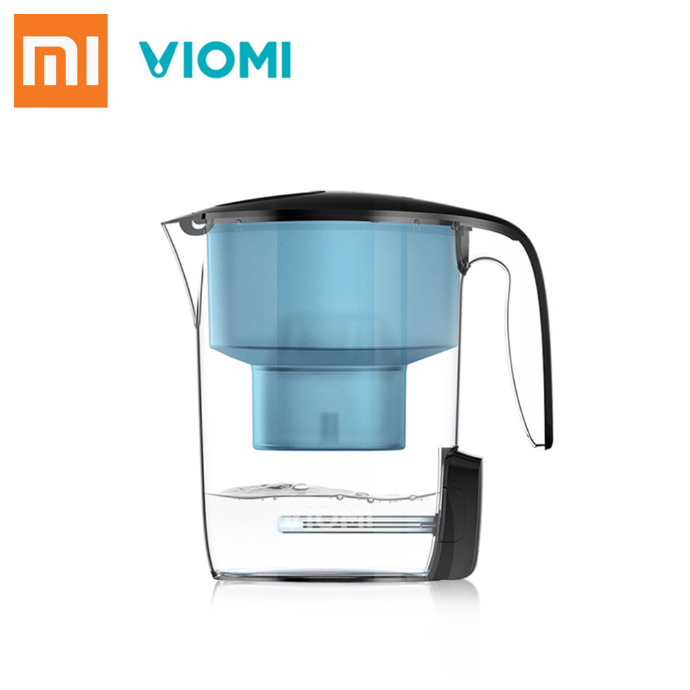VIOMI Xiaomi 3.5L 220V Electric Filter Kettle Water Purification UV Light Sterilization Water Filter For Drink Fresh Clean Water fresh water filter instead of water tablets