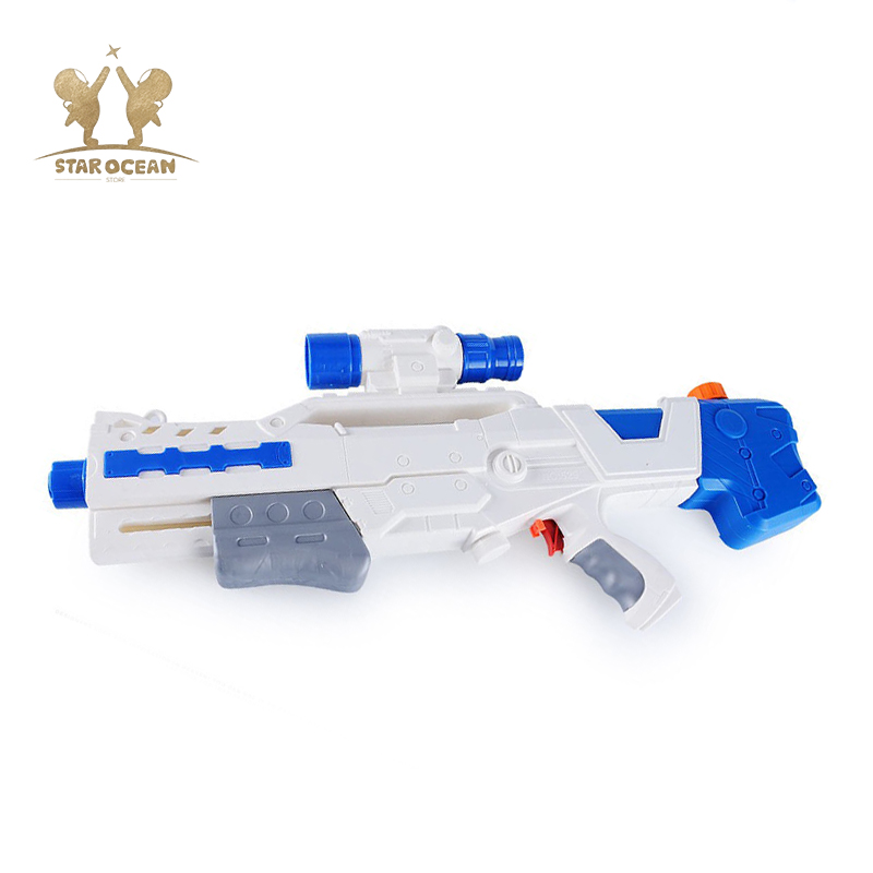Water Gun Pistols Toys Shooting Pistol Super Soaker Pump Action Firing Range 6-8m Summer Holiday Sport Games For Kids Adult