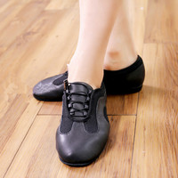 New 2016 Dance Shoes For Ladies Sports Soft Outsole Breath Women Practice Shoes Modern Jazz Dance
