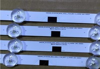 LED Backlight Lamp Strip 7leds For UA58H5288AJ LM41 00091F LM41 00091G LCD Monitor Screen High Quality