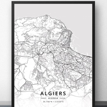 Vente En Gros Algeria Map Galerie Achetez à Des Lots à Petits Prix