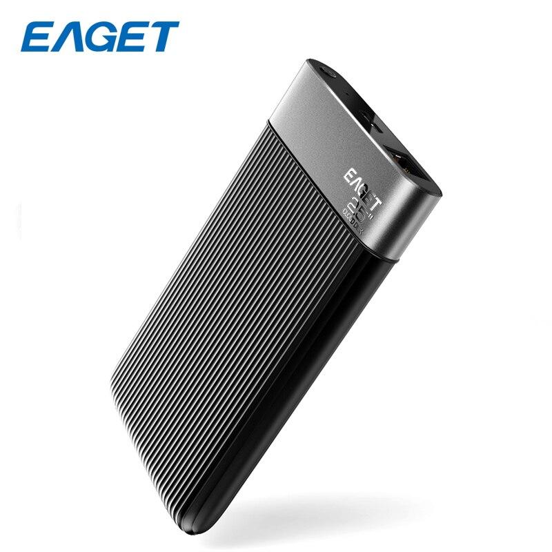 EAGET 2.5 Smart Disque Dur Mobile USB 3.0 1 tb 2 tb HDD Externe Crypté Disque dur Réseau Cloud disque Pour Ordinateur Y200