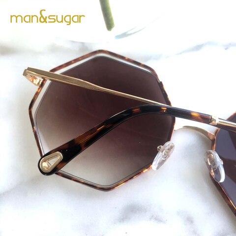 MS  Sunglasses Women 2018 Classic Brand Designer Sunglasses High Quality Eyewear  New Trendy Sunglasses Case Multan