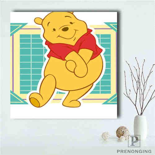 De Winnie_Pooh (1) @ cartel de impresión de carteles tela de tela, arte de pared para sala de decoración #19-01-12-13 -116