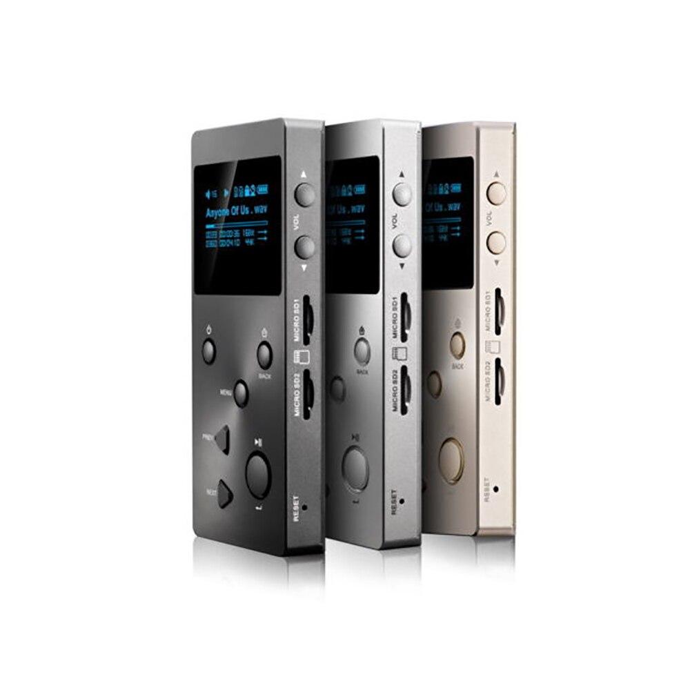 XDUOO X3 24 bits/192 khz Portable haute résolution lecteur de musique sans perte lecteur Audio numérique lecteur MP3 livraison gratuite