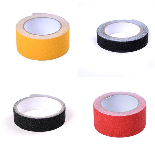 Waterproof Anti Slip Tape Self Adhesive Tape For Stair Floor Bathroom  Kitchen Warning Stripes Emergency Lines
