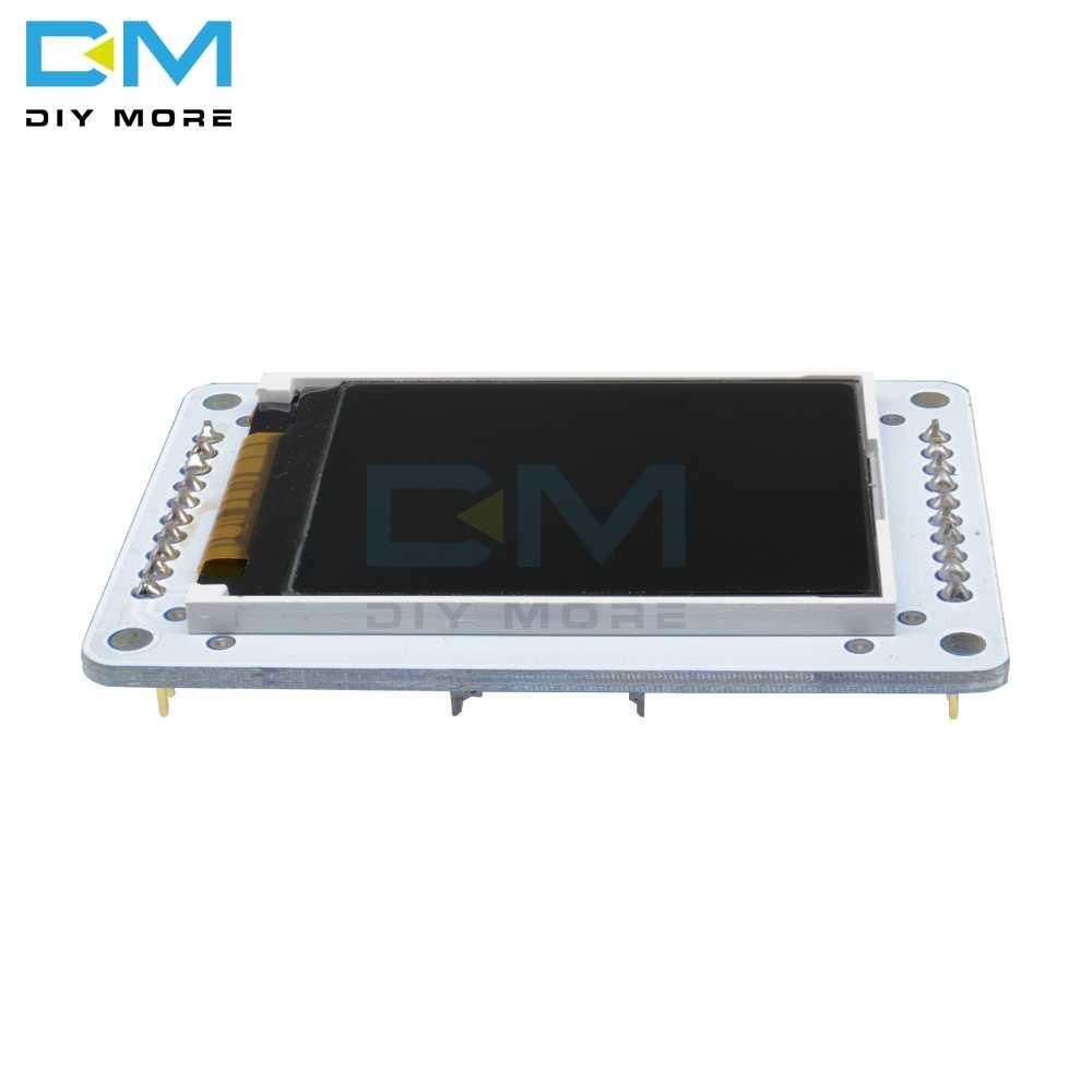 1 8 inch 128x160 TFT LCD Shield Module SPI Serial Interface For Arduino  Esplora Board Micro SD Slot LED Backlight PWM 128 160