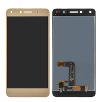 Black White Gold LCD Display For Huawei Y6 II Compact Honor 5A LYO L01 LYO L21