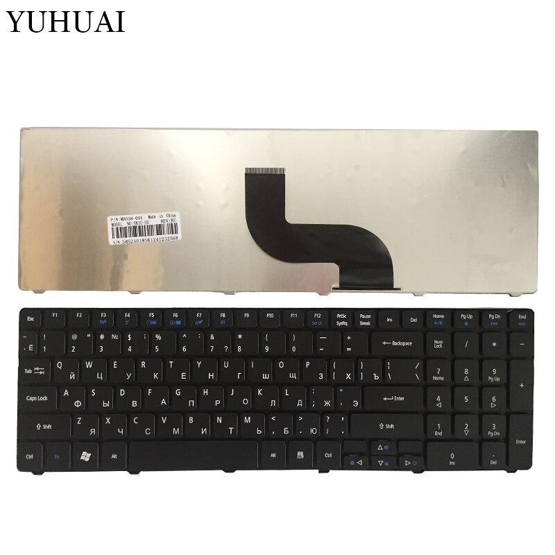 Russian Keyboard For Acer EMachine E440 E640 E640G E642 E642G E730G E730Z E730ZG E732G E732Z E529 E729 G443 G460 G460G Laptop RU