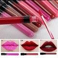 Professional 24 Colors Waterproof Batom Liquid Lipsticks Long Lasting Matte Makeup Lip Stick Lipgloss Cosmetics Maquiagem