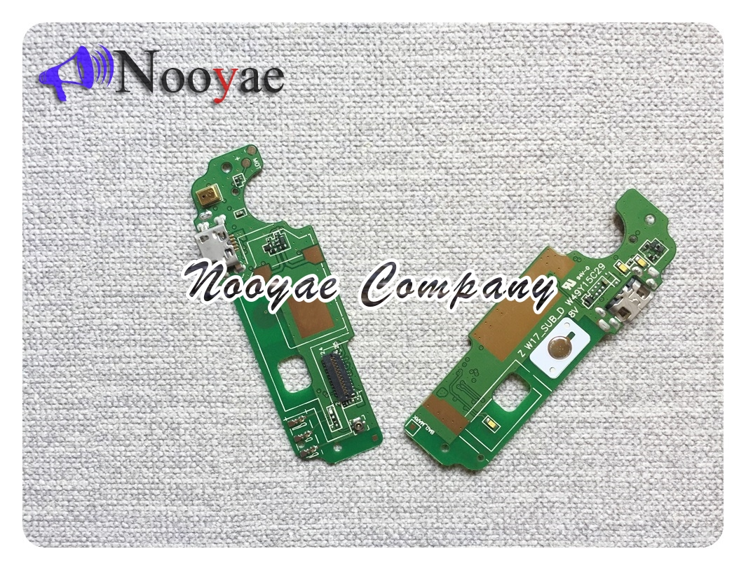 For Alcatel 5022D 5022 5020D 5020 USB Charging Dock Port Charger Connector Microphone Flex Cable +Track
