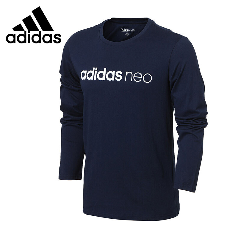 Original New Arrival 2017 Adidas NEO Label M CE ANEO LS T Men's T-shirts Long sleeve Sportswear