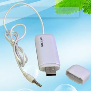 Hands Free 3.5mm USB Fixed Hi-Fi FM Radio Transmitter Car Stereo MP3 Player B136