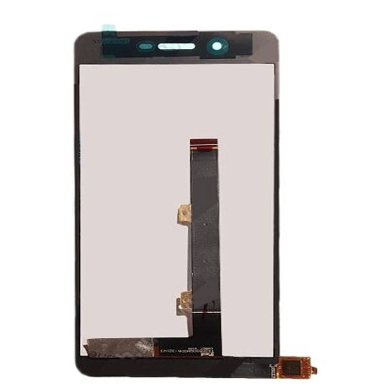 5 100% Warranty Black LCD For Micromax Q4260 Champagne LCD Display With Touch Screen Digitizer Assembly сотовый телефон micromax q4260 champagne
