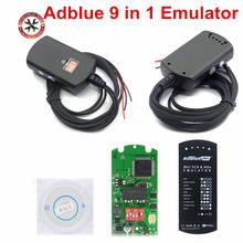 Freies Schiff Universal Adblue 9in1 8 in 1 8in1 update SCR & NOx Emulator 9 in 1 adblue Hinzufügen für cummins lkw für 9 arten von lkw