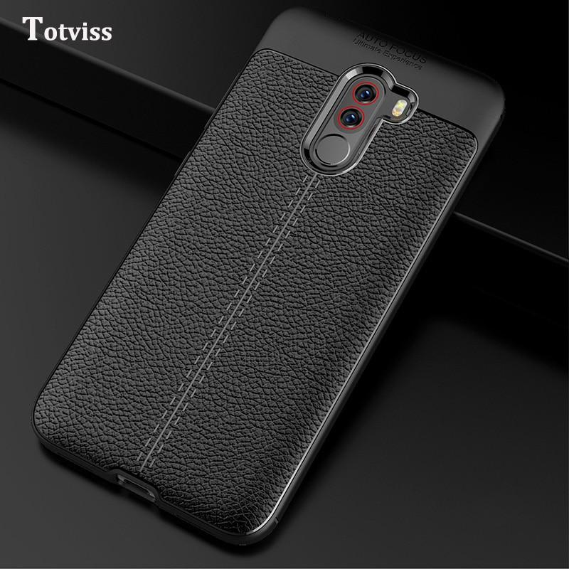 Totviss Xiaomi POCOPHONE F1 Case Cover Global POCO F1 back