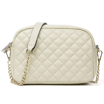 Fashion women's messenger bag Top layer cowhide Shoulder Crossbody Small Bag ladies embossing genuine leather casual Satchel