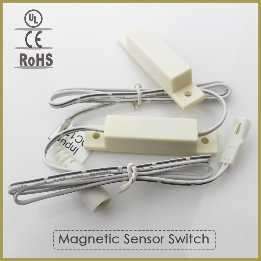 Aliexpress.com : Buy 6pcs/lot 12V 3A Automatic Magnetic Sensor Switch For  Led Bar Light Led Flexible Strip Etc From Reliable Switch For Led Suppliers  On ...