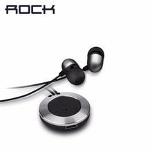 ROCK Muo Bluetooth Earphone Music Stereo Bluetooth headset with Mic Microphone for iPhone Galaxy HTC Xiaomi Meizu Huawei
