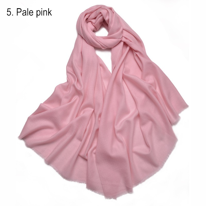5. Pale pink
