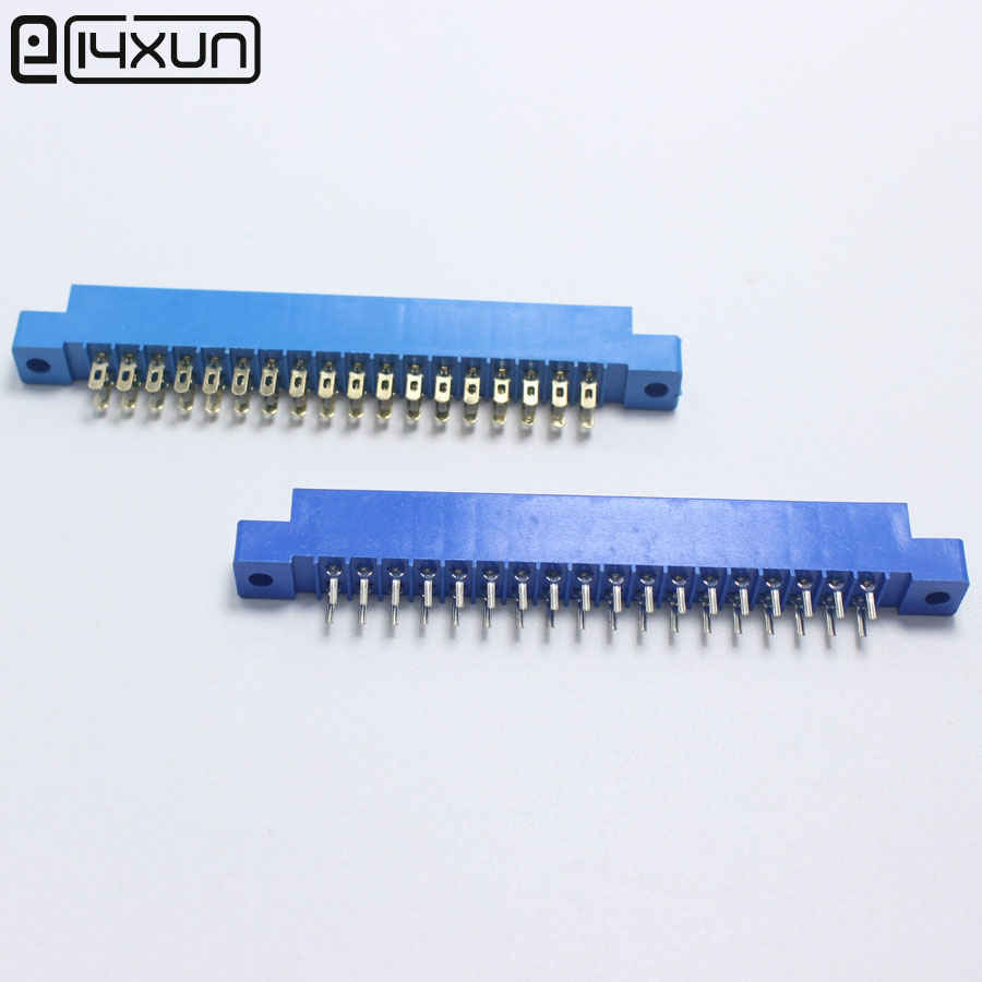 5PCS/LOT 805 Series 36 Pin Game Card Socket Edge Connector 3.96MM Pitch Female JAMMA Connector For Arcade Game Machine