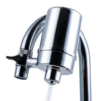 Water purifier faucet filter Simple household kitchen water purifier water purification machines, water filter D238