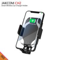 JAKCOM CH2 Smart Wireless Car Charger Holder Hot sale in Mobile Phone Holders Stands as metal plate soporte movil coche movil