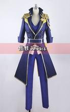 Tsukiuta The Animation Six Gravity GRAVITIC-LOVE Hajime Mutsuki Cosplay Costume Custom Any Size цена