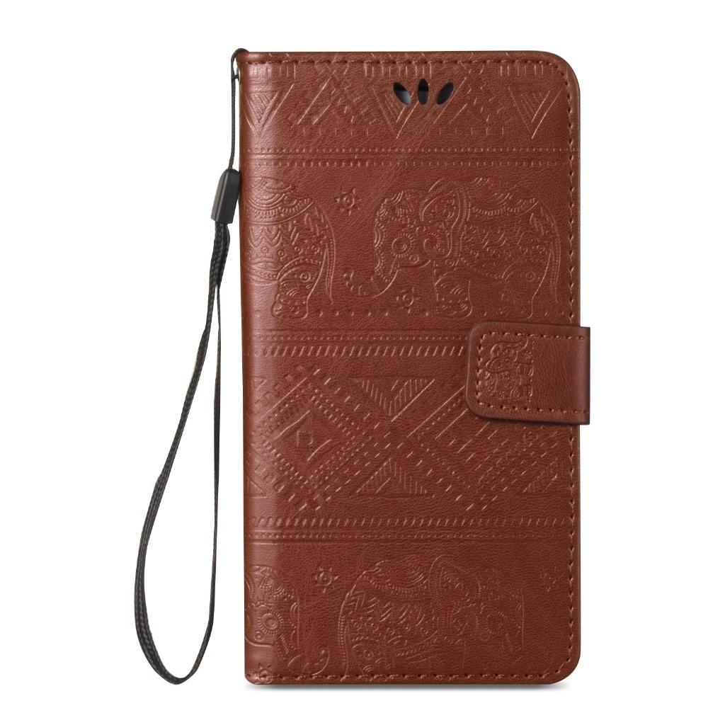 For Samsung Galaxy J1 J3 J5 J7 2016 Wallet <font><b>Case</b></font> Cover Luxury Embossed <font><b>Elephant</b></font> Flip PU Leather Stand <font><b>Phone</b></font> <font><b>Case</b></font> Cover
