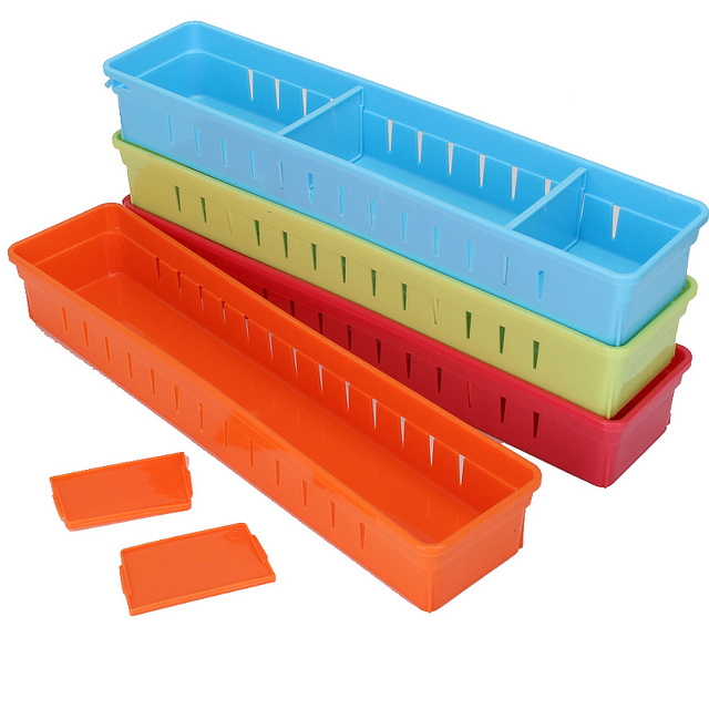 Red Plastic Storage Box Lid Drawer Bin Case Container Tray Anizer  sc 1 st  The Latest Drawer Model Drawing & Red Plastic Drawer Storage - Best Drawer Model