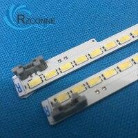 680mm LED Backlight Lamp Strip 100leds For 55 Inch LCD LED TV UA55D6600WJ BN64 01664A LTJ550HW01